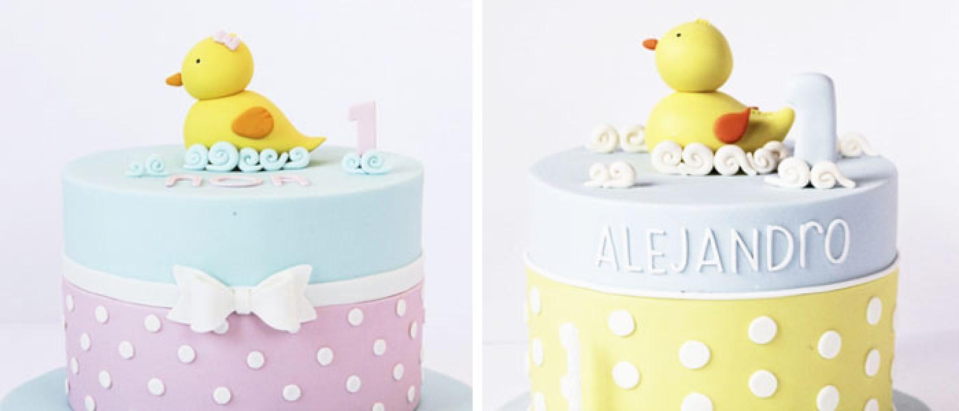 Promoción de tartas personalizadas en Madrid