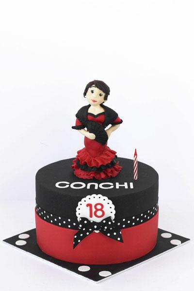 Tartas Especiales de Cumpleaños personalizadas.